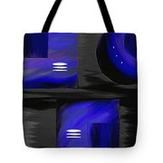 Midnight Tote Bag by Ely Arsha