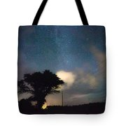Midnight Guardian Tote Bag