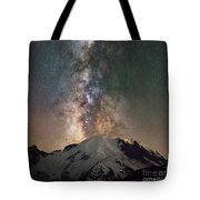 Midnight Hike  Tote Bag