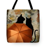 Midnight Love Tote Bag