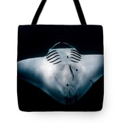 Midnight Manta Tote Bag