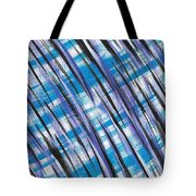 Midnight Over Spring Tote Bag