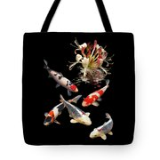 Midnight Reflections Tote Bag