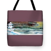 Midnight Rider Tote Bag by Mindy Newman