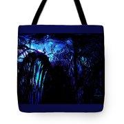 Midnight Serenity Tote Bag