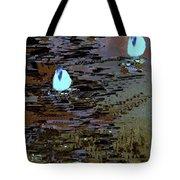 Midnight Swim Tote Bag