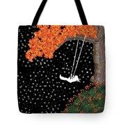 Midnight Swing  Tote Bag