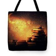 Midnight Tale Tote Bag