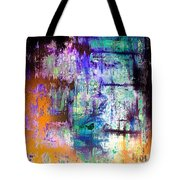 Midnight Train Goin Anywhere Tote Bag