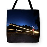 Midnight Train To Georgia Tote Bag