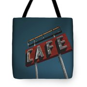 Midpoint Cafe Tote Bag