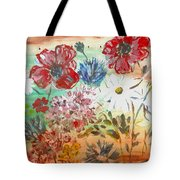 Midsummer Delight Tote Bag
