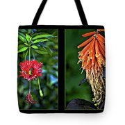 Midsummer Dream Diptych Tote Bag