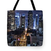 Midtown Looking From The West Tote Bag
