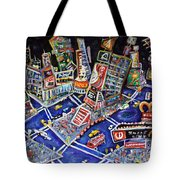 Midtown Magic Tote Bag