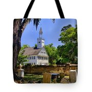Midway Congregational Church Tote Bag