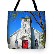 Midway Locust Grove Church Tote Bag