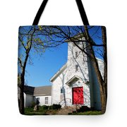 Midway Locust Grove United Methodist Church Tote Bag