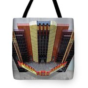 Art Deco Theater Tote Bag