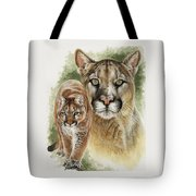 Mighty Tote Bag by Barbara Keith