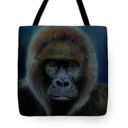 Mighty Gorilla Tote Bag