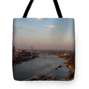 Mighty Mississippi Tote Bag