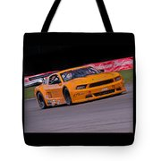 Mighty Mustang Tote Bag
