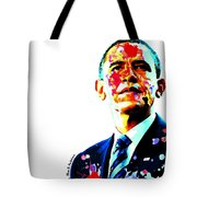 Mighty Warrior Tote Bag