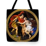 Mignard: Venus & Mars Tote Bag