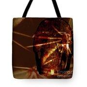 Migraine - The Pierced Skull Tote Bag