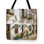 Mijas - Costa Del Sol   Spain Tote Bag