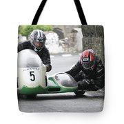 Mike Bellarby/dave Gristwood Tote Bag