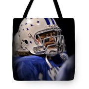 Mike Glass Tote Bag