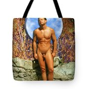 Mike L. 4-1 Tote Bag