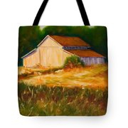 Mike's Barn Tote Bag