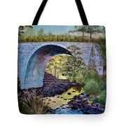 Mike's Keystone Bridge Tote Bag