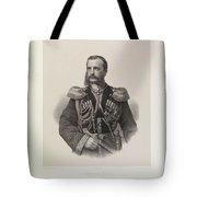 Mikhail Nikolaiavitch Tote Bag