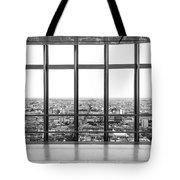 Milan Skyline Tote Bag