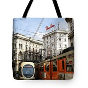 Milan Trolley 4 Tote Bag
