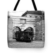 Milan Trolley 5b Tote Bag
