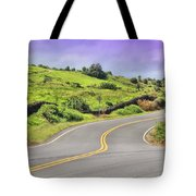Mile 17 Tote Bag