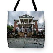 Miles Brewton House Tote Bag