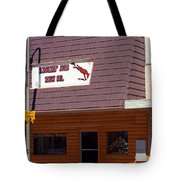 Miles City, Montana - Downtown Tote Bag