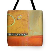 Miles From Home Tote Bag