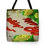 Milestone Tote Bag