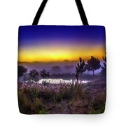 Milfontes Sunrise Tote Bag