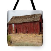Milford Outbuilding 4 Tote Bag