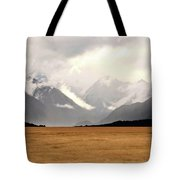 Milford Sound Mountains On South Island New Zealand Tote Bag
