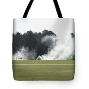 Military Celebrations  Tote Bag