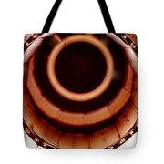 Military Fighter Jet Engine. Tote Bag